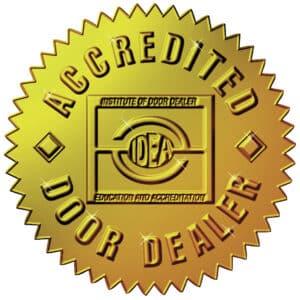 IDEA Accreditation seal