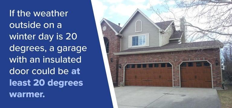 winter-garage-door-insulating-effect