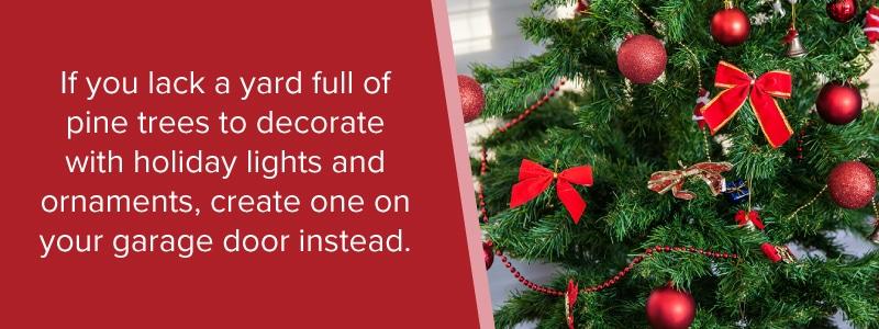 Christmas-tree-garage-door