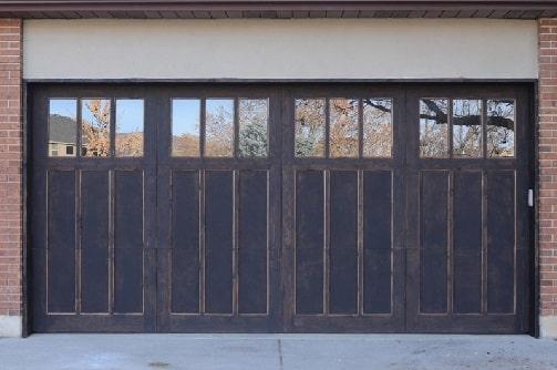 Colorado Springs Custom Garage Doors
