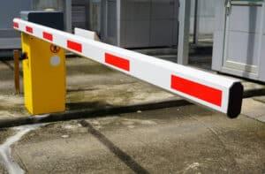 Security Gate Arm